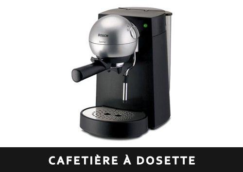 cafetière à dosette