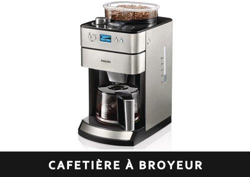 cafetière broyeur
