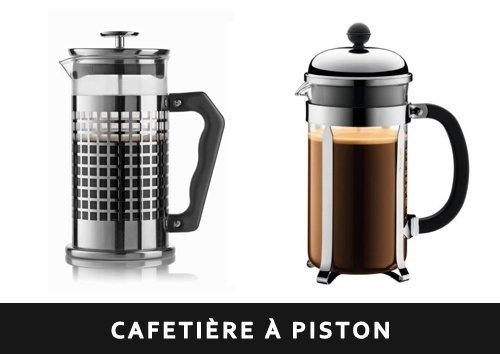 cafeti re piston machine caf. Black Bedroom Furniture Sets. Home Design Ideas