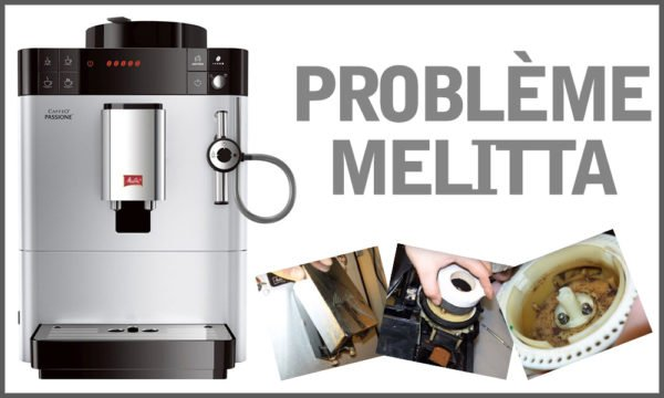 Problème Melitta