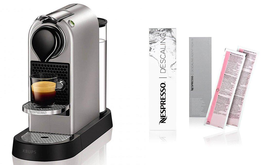 d tartrage nespresso krups un nettoyage automatique et manuel d une cafeti re. Black Bedroom Furniture Sets. Home Design Ideas