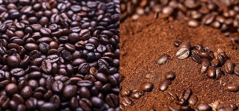 Vous n'achetez pas de café à grains entiers