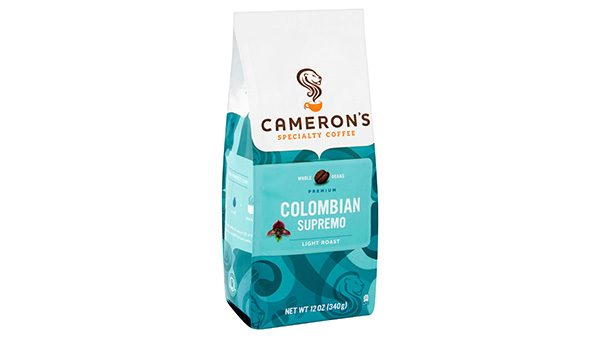 Cameron`s Colombian Supremo