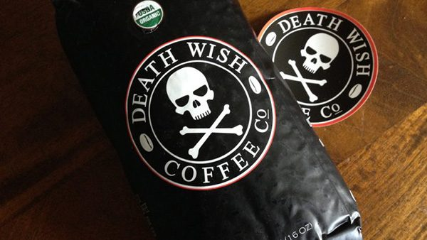 Death Wish Organic Coffee 2