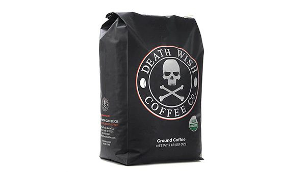 Death Wish Organic Coffee 3