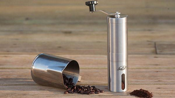 Java Press Manual Coffee Grinder 2