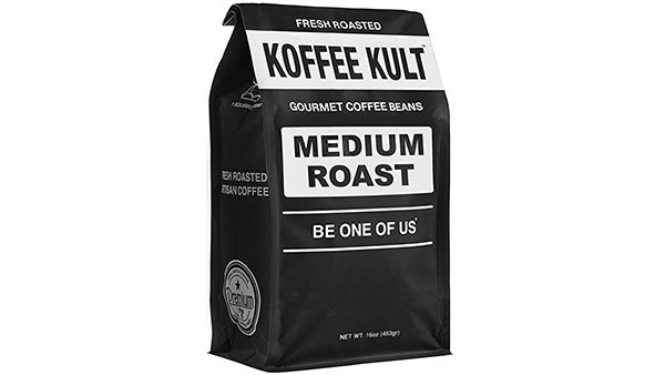 Koffee Kult grains de café frits 2