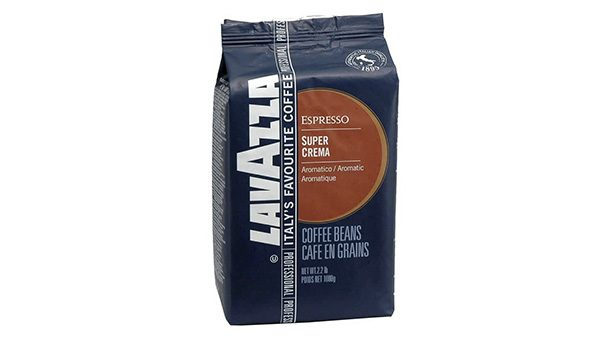 Lavazza Super Crema Espresso Coffee Beans 2
