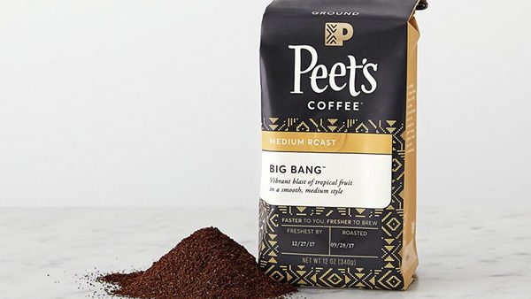 Peet's Big Bang Coffee Medium Roast 2