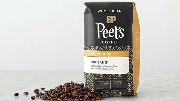 Peet's Big Bang Coffee Medium Roast 3