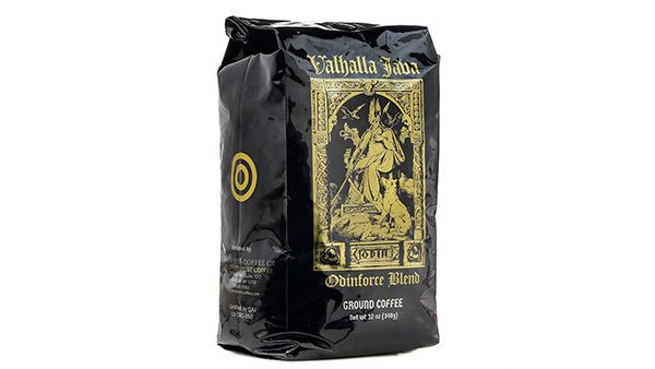 Valhalla Java Ground Coffee By Death Wish 2