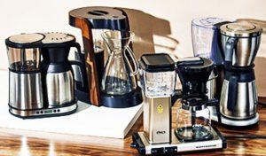 10 meilleures machines à café