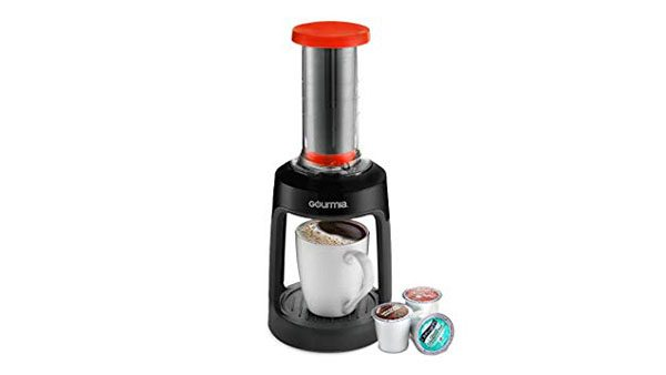 Gourmia manual coffee maker 2