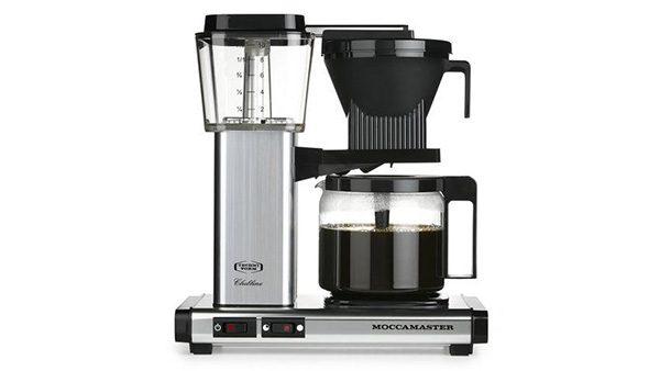 Machine à café Moccamaster KBT à 10 tasses 2