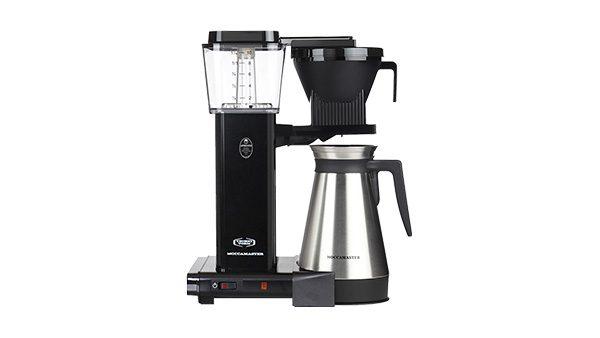 Machine à café Moccamaster KBT à 10 tasses