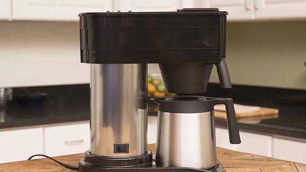 Machine à café breuvage BT Velocity BUNN 2