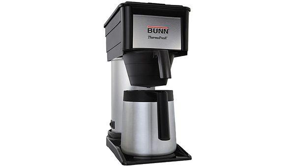 Machine à café breuvage BT Velocity BUNN 3