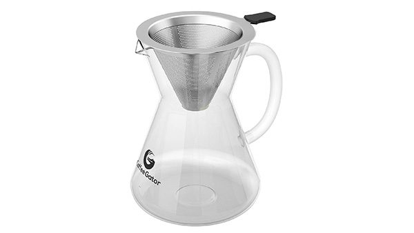 Coffee Gator Pour Over Coffee Maker 1