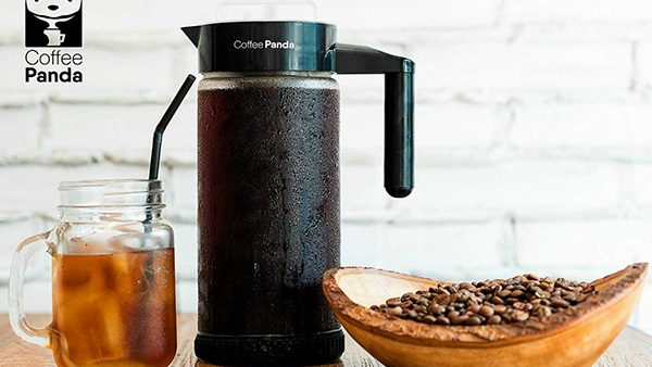 Coffee Panda 1.3 Quart Cold Brew Coffee Maker 2