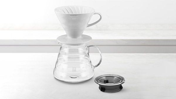 Hario V60 Ceramic Pour