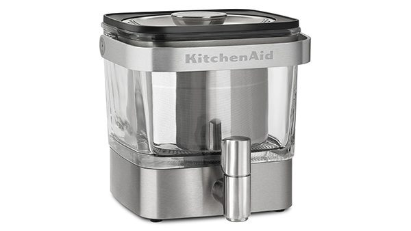 Kitchenaid Stainless Steel Cold Brew Coffee Maker 2