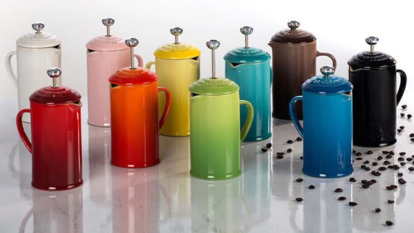 Le Creuset Stoneware French Press 2