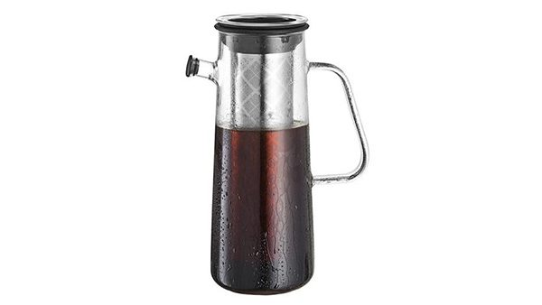 Osaka Glass 1 liter Cold Brew Coffee Maker 2