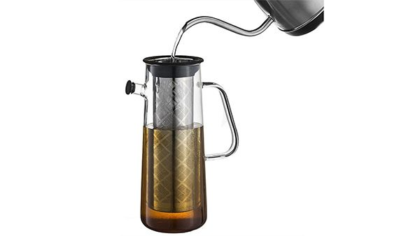 Osaka Glass 1 liter Cold Brew Coffee Maker