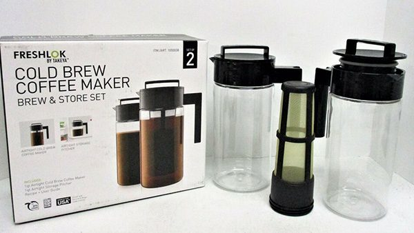 Takeya 1 Quart Cold Brew Coffee Maker 2