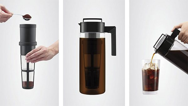 Takeya 1 Quart Cold Brew Coffee Maker 3