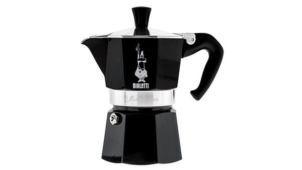Bialetti Moka Express 6-Cups Stovetop Coffee Percolator