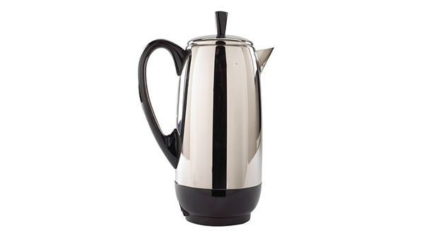 Farberware 12-Cup Coffee Percolator, Stainless Steel 2