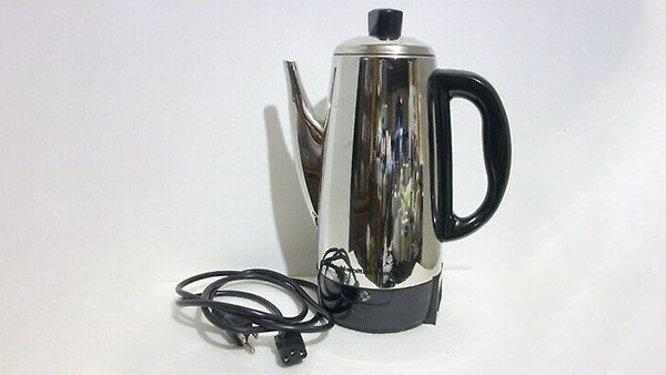 Hamilton Beach 40616 12-Cup Electric Coffee Percolateur